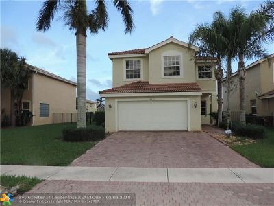 Boynton Beach Single Family Home For Sale: 10572 Cocobolo Way