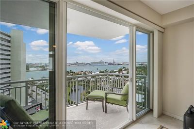 Fort Lauderdale Condo/Townhouse Backup Contract-Call LA: 1920 S Ocean Dr #1211