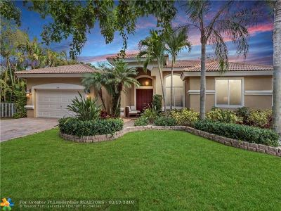 Coral Springs Single Family Home Backup Contract-Call LA: 359 NW 119th Dr
