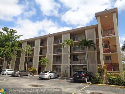 Lauderdale Lakes Condo/Townhouse For Sale: 4898 NW 29th Ct #304