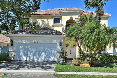 Pembroke Pines Single Family Home For Sale: 18659 SW 15th St