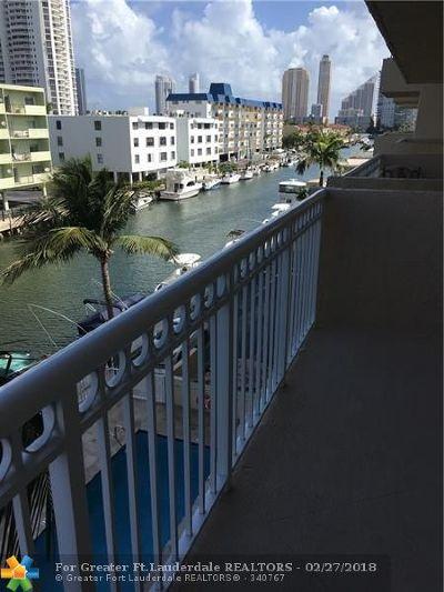 North Miami Beach Condo/Townhouse For Sale: 3601 NE 170th St #404