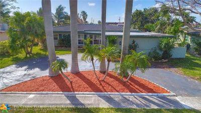 Pompano Beach Single Family Home For Sale: 150 SE 13th St