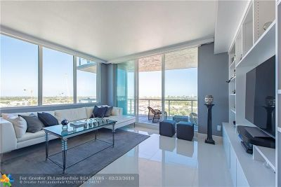 Fort Lauderdale Condo/Townhouse For Sale: 315 NE 3rd Ave #1507