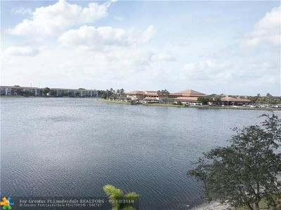 Pembroke Pines Condo/Townhouse For Sale: 1400 SW 131st Way #404Q