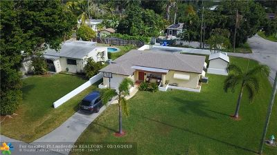 Hollywood Single Family Home For Sale: 1101 N 31st Ct