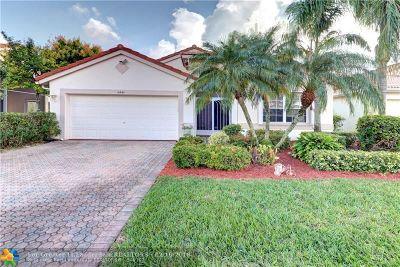 Boca Raton Single Family Home For Sale: 8860 Harrods Dr
