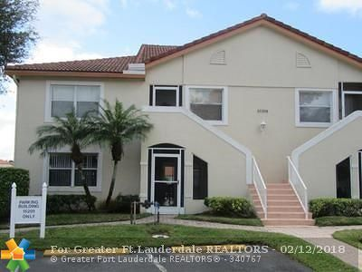Delray Beach Condo/Townhouse For Sale: 15209 S Tranquility Lake Dr #201
