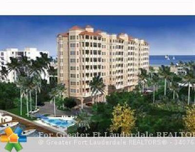 Pompano Beach Condo/Townhouse For Sale: 1395 S Ocean Blvd #401