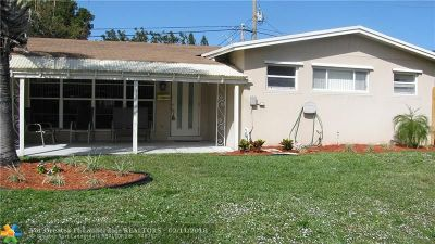 Deerfield Beach Single Family Home For Sale: 191 SE 10th Ct