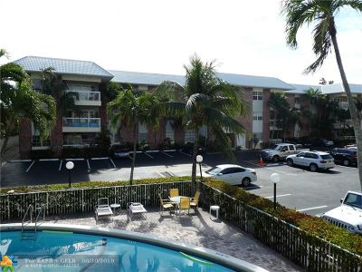Broward County Condo/Townhouse For Sale: 2424 SE 17th St #B-312