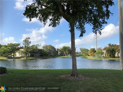 Pembroke Pines Condo/Townhouse For Sale: 8981 S Hollybrook Blvd 103 #103