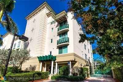 Fort Lauderdale Condo/Townhouse For Sale: 400 Hendricks Isle #PH-501