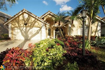Coral Springs Single Family Home For Sale: 2045 NW 127th Ter