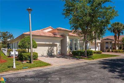 Pembroke Pines Single Family Home Backup Contract-Call LA: 7265 NW 19th Ct