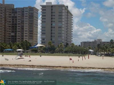 Pompano Beach Condo/Townhouse For Sale: 133 N Pompano Beach Blvd #703