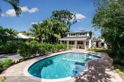 Rio Vista, Rio Vista C J Hectors Re, Rio Vista Isles Single Family Home For Sale: 909 SE 9th St