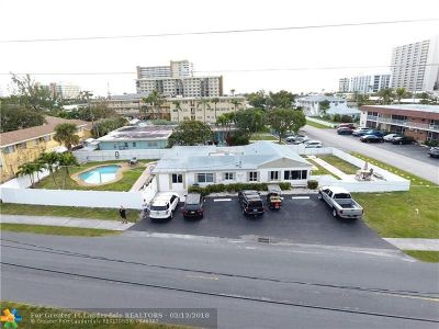 Pompano Beach Residential Lots & Land For Sale: 1000 N Riverside Dr