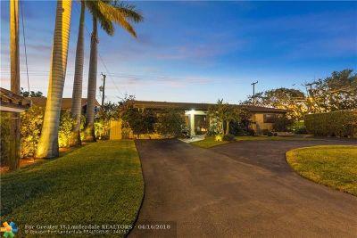 Fort Lauderdale Multi Family Home For Sale: 2200 NE 54th St