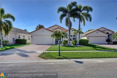 Boca Raton Single Family Home For Sale: 8778 Thames River Dr