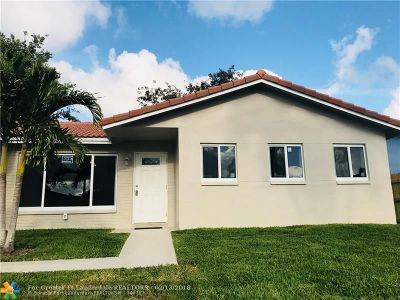 Boca Raton Single Family Home For Sale: 22480 SW 65th Ave