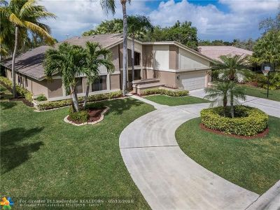 Coral Springs Single Family Home Backup Contract-Call LA: 180 NW 104th Ter