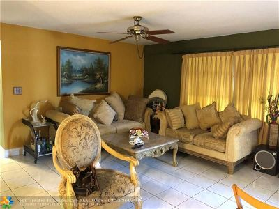 Lauderdale Lakes Condo/Townhouse For Sale: 2901 NW 47th Ter #149A