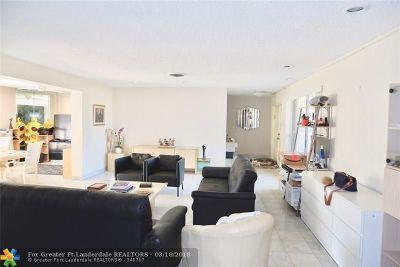 Miami Single Family Home For Sale: 1950 NE 208th Ter