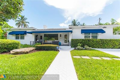Fort Lauderdale Multi Family Home For Sale: 746 NE 16 Ter