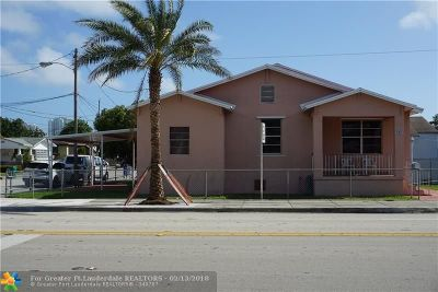 Miami Single Family Home For Sale: 1201 SW 12th Ave