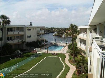 Hillsboro Beach Condo/Townhouse For Sale: 1198 Hillsboro Mile #314