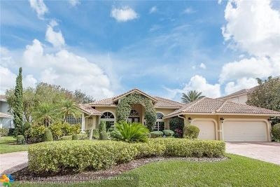 Single Family Home For Sale: 1741 NW 126th Dr