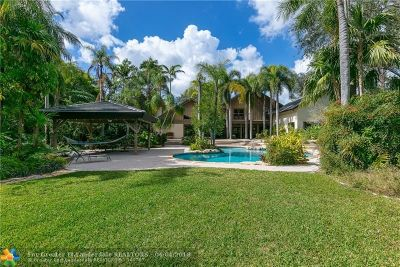 Coral Springs Single Family Home For Sale: 9500 NW 42nd Ct