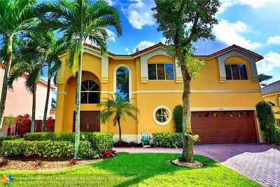Cooper City Single Family Home For Sale: 11270 Rockinghorse Rd