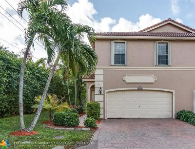 Coconut Creek Condo/Townhouse For Sale: 3544 Lakewood Pl #3544