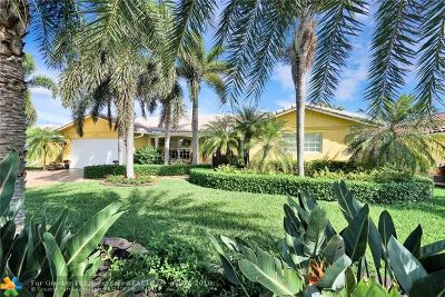Fort Lauderdale Single Family Home For Sale: 4810 NE 27th Ave