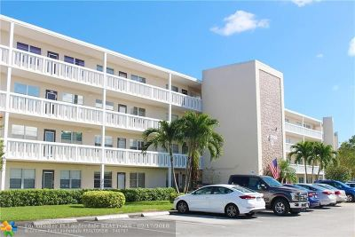 Deerfield Beach Condo/Townhouse For Sale: 1047 Ventnor O #1047