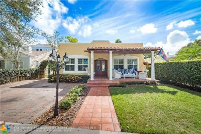 Fort Lauderdale Single Family Home For Sale: 920 SE 5th Ct