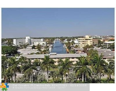 Fort Lauderdale Condo/Townhouse For Sale: 2831 N Ocean Blvd #607N