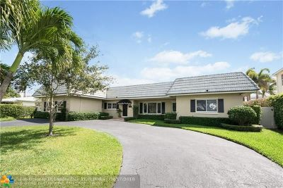 Fort Lauderdale Single Family Home For Sale: 720 NE 26th Ave