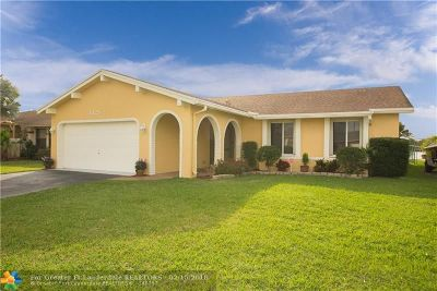 Sunrise Single Family Home For Sale: 2425 NW 107th Ave