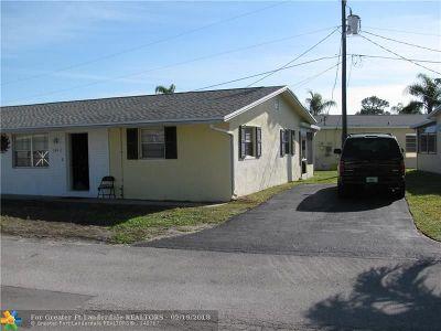 Delray Beach Condo/Townhouse For Sale: 2841 Duke Ln #111