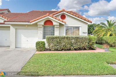 Margate Condo/Townhouse Backup Contract-Call LA: 7464 Pinewalk Dr #7464