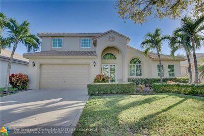 Coconut Creek Single Family Home Backup Contract-Call LA: 5010 Mallards Ct
