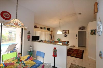Coral Springs Single Family Home For Sale: 9664 NW 24th Pl