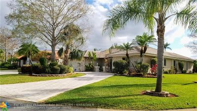 Tamarac Single Family Home For Sale: 7900 NW 85th Ter
