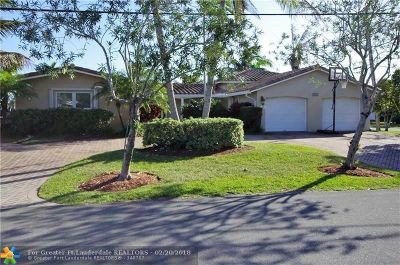 Broward County Single Family Home Backup Contract-Call LA: 532 SE 5th Ct