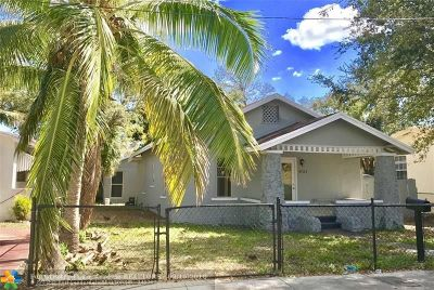 Miami Single Family Home For Sale: 4721 NW 16th Ave
