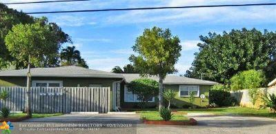 Fort Lauderdale Multi Family Home For Sale: 1461 NE 56th St