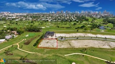 Fort Lauderdale Residential Lots & Land For Sale: 4041 Country Club Ln